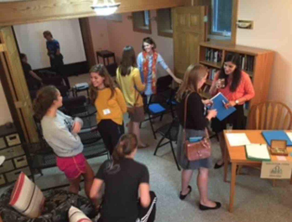 college student leadership training