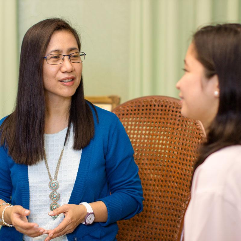 college mentoring programs